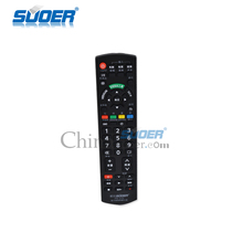 Fashion Design Universal LED TV Remote Control with Factory Price