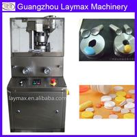 High speed zp33 rotary tablet press machine/table top tablet press