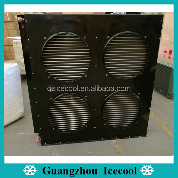 20HP 4 fan industrial condenser price for air cooled evaporative condenser FNF-150
