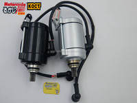 Motorcycle Parts Engine Starter Motor +Line In China CG200