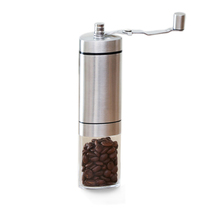 Manual Coffee Grinder and Stainless Steel 304 Hand Coffee Making Machine