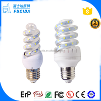 Chinese Supplier Spiral Energy Saving 7w