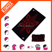 Multifunctional customized sport bandanas headwear designer