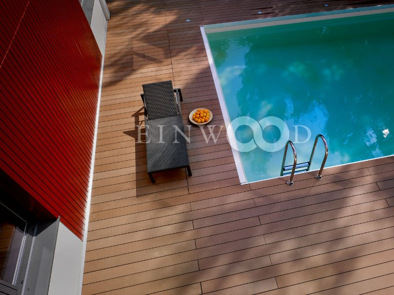 Wood Plastic Composite (Decking)