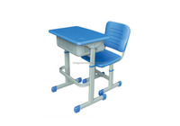 HDPE/PP children writing desk and chair