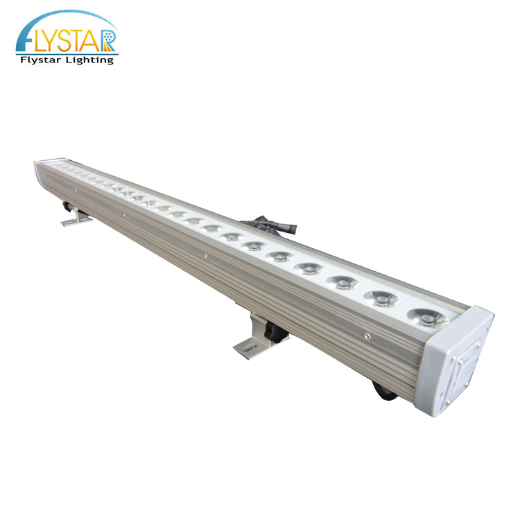 Good quality Outdoor wall washer 24pcs 4in1 rgbw led wash light