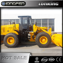 LG862 Energy saving 6 ton payloader with 5 cbm bucket