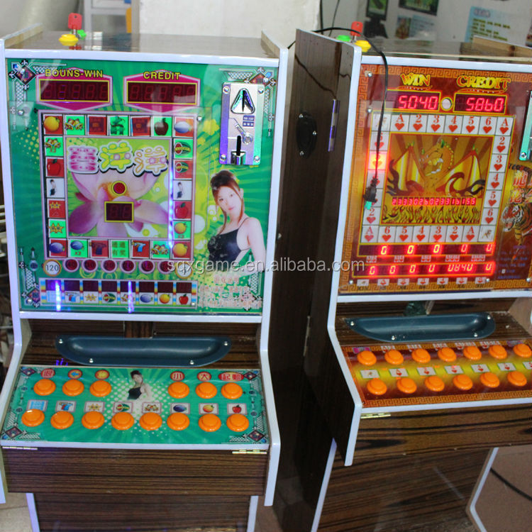 Mario coin arcade slot game machine: TINY ROULETTE