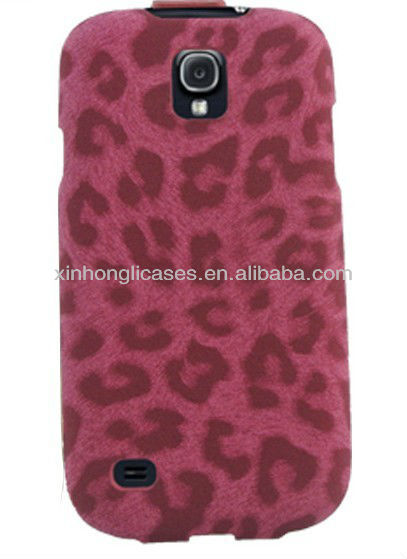Leopard leather case for samsung galaxy s4, for samsung galaxy s4 leather case