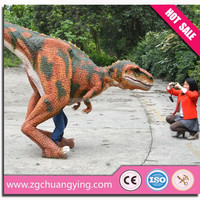 Attracted Walking T-Rex Costume