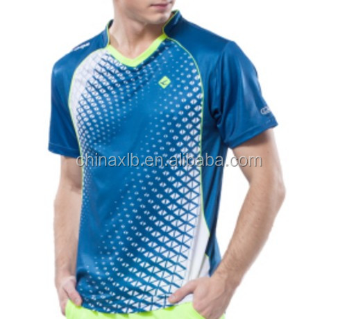 Wholesale Custom Made tennis sports wear /Tennis clothes table tennis clothes