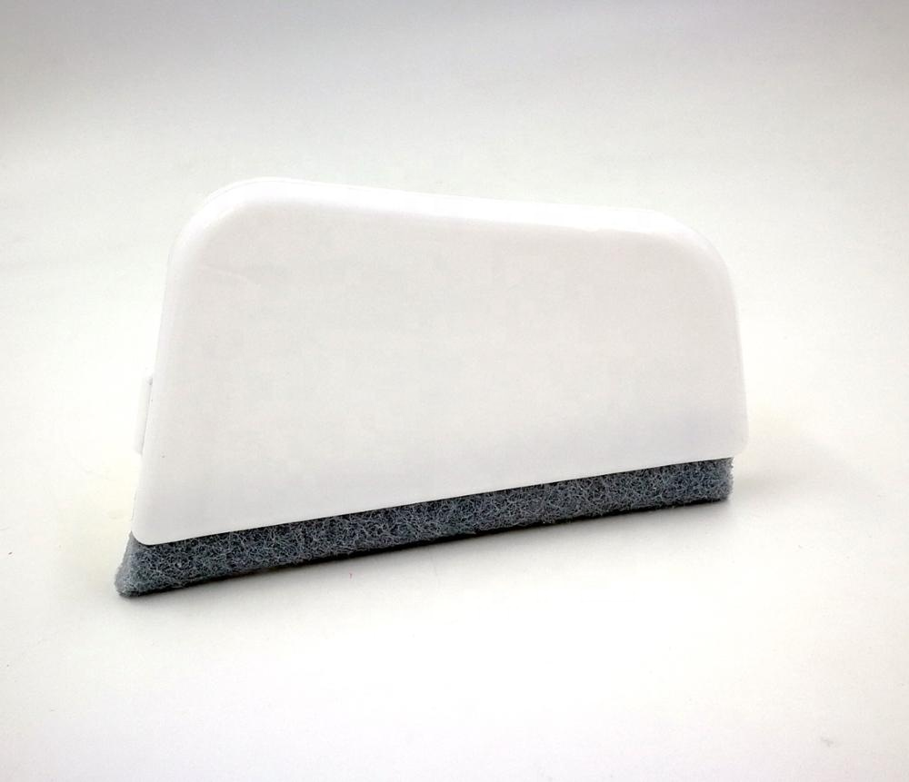 Non Scratching Scrubbing Grout Scourer <strong>Brush</strong> with 3 Refill BSCI / SEDEX Audit Factory Supplying