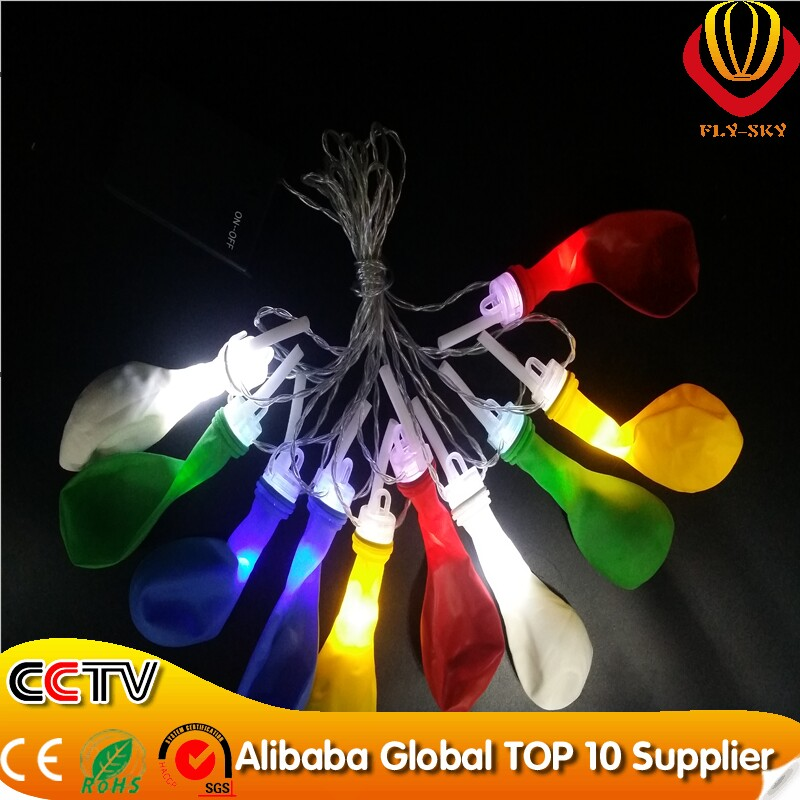New Lighting Products LED Balloon Light Garland for Party Decoration