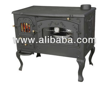 S 117 Cooking Stove