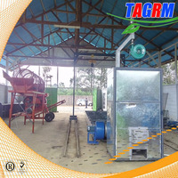 agriculture dryers for fresh chips,factory produced cassava chip drying machine in Indonesia