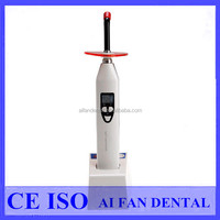[ AiFan Dental ] New Dent wirless white color dental light cure unit