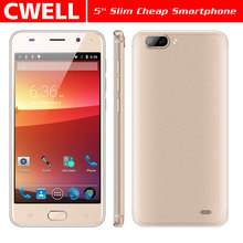 Wholesale Mobile Phone 5 Inch LCD MTK6572 Dual Core Ultra Slim Android Smart Phone