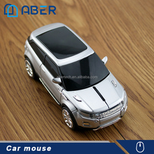 OEM 2.4Ghz Car Shape Wireless Optical USB Driver Mouse