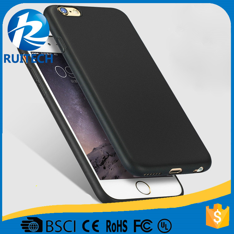 2016 New China Factory Price TPU PC Phone Shell Nano Suction Phone Case For iPhone 5