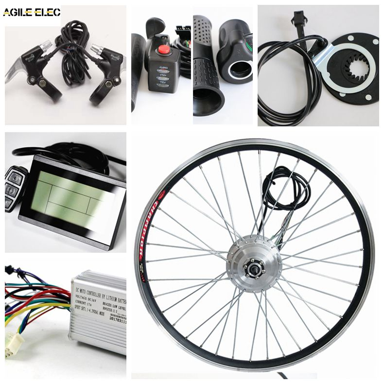 28 inch electric bike conversion kit 250w