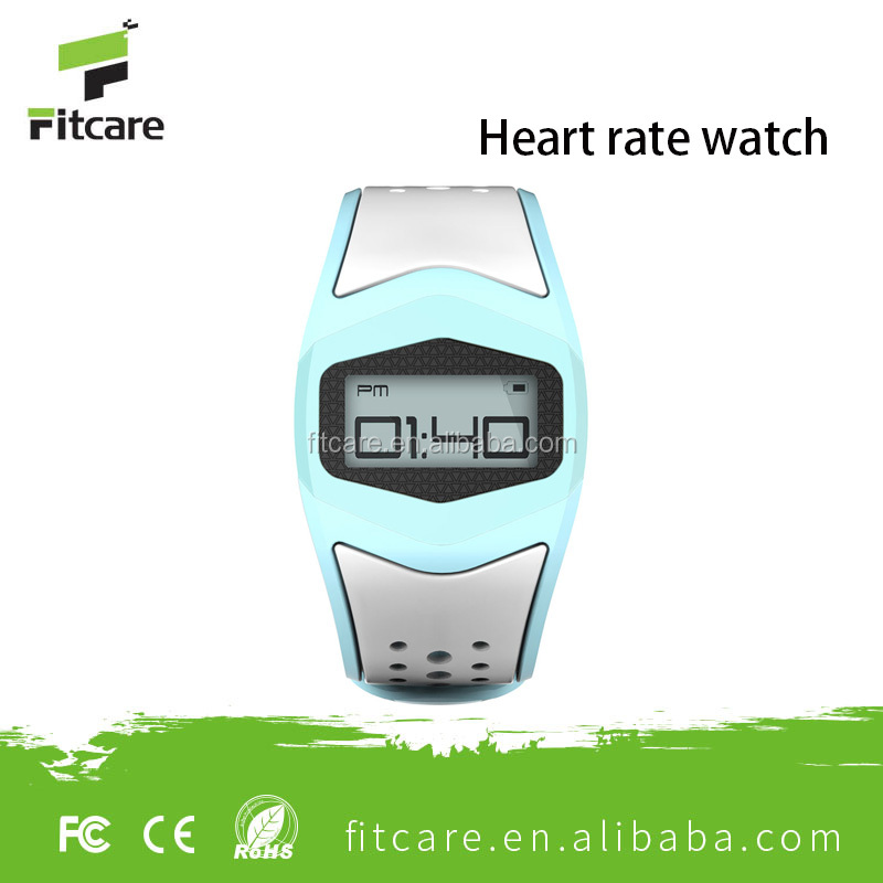Body Fit Heart Rate Monitor Watch Similar to Garmin Forerunner