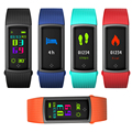 New Colorful Screen Heart Rate monitor smartband Blood Pressure Oxygen s9 smart bracelet fitness tracker