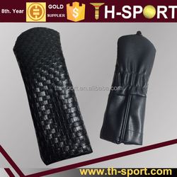 Customized PU leather golf head cover for driver