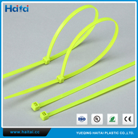 Haitai Free Sample Offered Self-Locking Electric Wiring Nylon 66 Cable Ties/Zip Tie