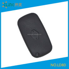 New Style Auto key for Renault Clio Kangoo Megane Modus 3 button flip remote key shell