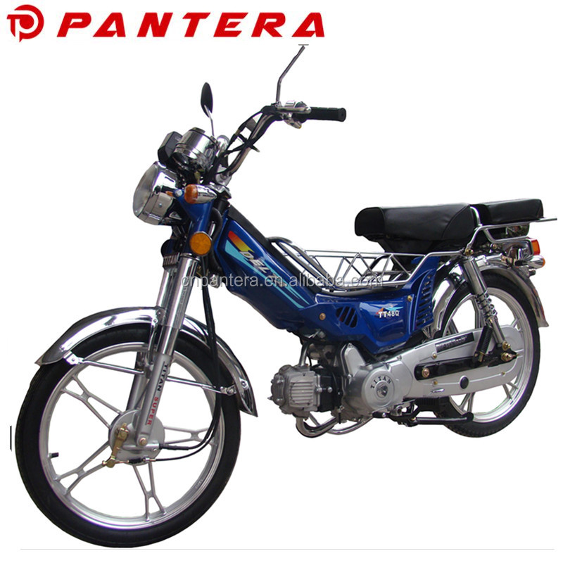Cheap Mini Style New 50cc 70cc Scooter Kid Petrol Delta Cub Motorcycle