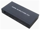 HDMI Splitters V1.3 1 Input 4 Output 1080P