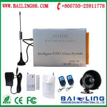 Hot Sell GSM security alarm Business/ Industry wireless security gsm alarm system