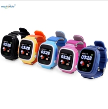 OEM High Quality digital watches for kids GPS Tracker Q90 Kids smart watch GPS kids smart watch factory price