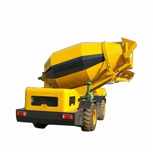 Belle cement mixer motor small 1.5m3 concrete mixer for sale