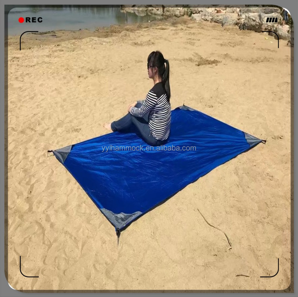 100% Waterproof Nylon Portable Sand Free Beach