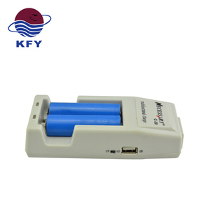 Top Quality Two Slot 3.7v lithium ion battery charger circuit with EU US