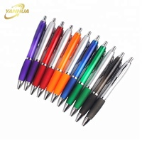 Ballpoint Pens Cheapest Promotional Advertising Custom Printed Logo Plastic Ball Pen For Gift