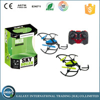 SKY ROLLER rc drone toy 2.4G 6-gyro 4CH rc helicopter toys for kids