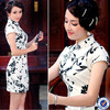 chinese traditional fancy modern cheongsam qipao dress pattern
