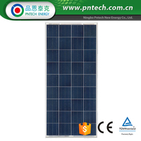 Solar energy pv panel poly module 140w