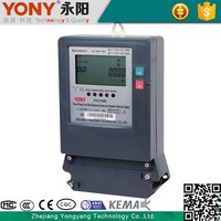 Good quality sell well convenient installation three phase analog energy meter