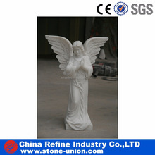Cement decoration angel garden statue wholesale