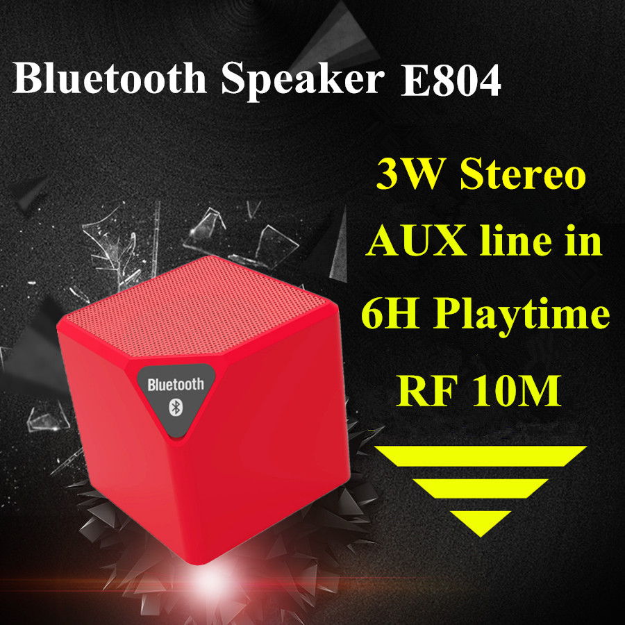 Superior Quality Good Sound Speaker Unit For Mobile Phone E804 4ohm 3W Internal Blue Tooth Speaker