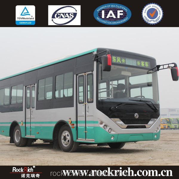 High quality dongfeng hyundai city bus diesel new inter city bus city bus dimensions