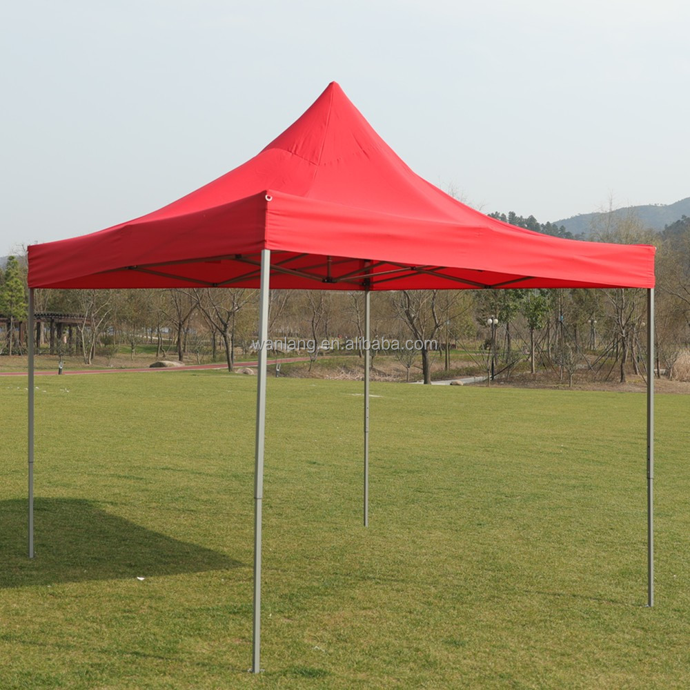 10'x10' Small Folding Easy Up Gazebo Portable Pop Up Canopy Tent