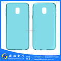 clear Transparent soft mobile phone case for Galaxy J3 2017 J330 tpu back cover