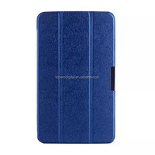 Popular Fashion Silk Pattern Flip Leather Case For LG G Pad 8.3 V500