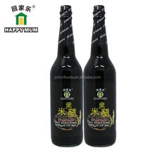 Kosher Black Rice Vinegar 625ml for Cooking