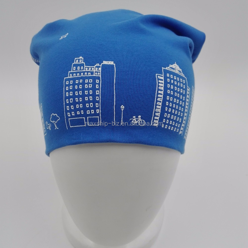 Unisex wholesale cotton jersey hat with custom logo