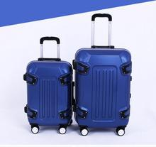 Carry-on Trolley Case Hardside Spinner Suitcase Pc+abs Luggage